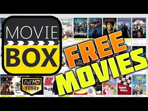 Watch FREE Movies on Your iPhone, iPad, AppleTV! *MOVIE BOX* - Dualux