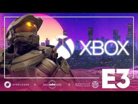 E3 2018. CONFERÊNCIA DO XBOX   Comentários & Reações eletronica3