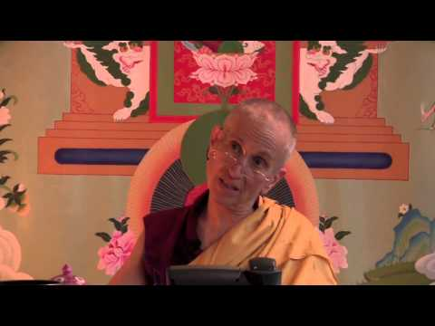 71 Aryadeva's 400 Stanzas on the Middle Way with Ven. Chodron 09-18-14