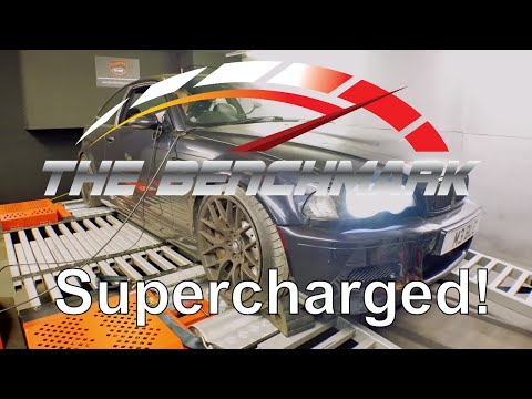 Cutting Room - BMW E46 M3 Supercharged On The Dyno!
