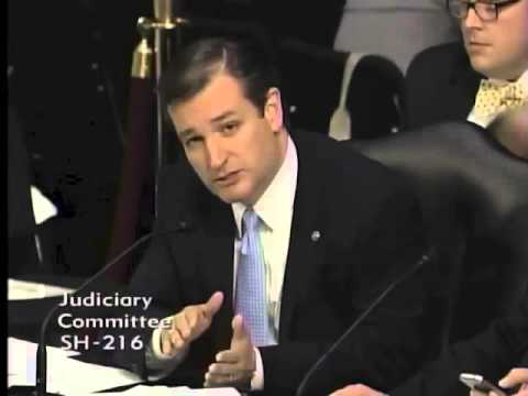 Cruz on Legal Immigration Increases