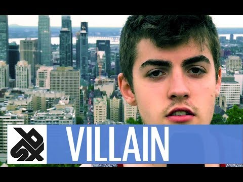 VILLAIN   Montreal Beatbox Vibes