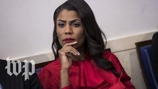 Omarosa spills on her White House days