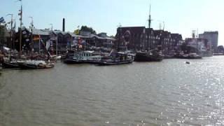 8.Traditionsschiffstreffen Stadt Leer 2009,140 Tjalken,Fischkutter,Schlepper,Barkassen,Klipper