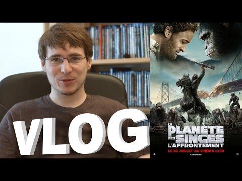 Vlog - La Planète des Singes : L'Affrontement