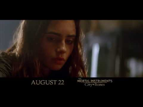 The Mortal Instruments: City Of Bones (2013) Key To Our Survival Clip