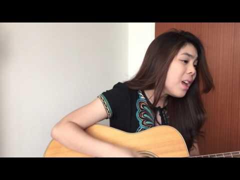 """""""Suara Hati""""Akustik-Ayu Ting Ting Cover By Vina Afay"""