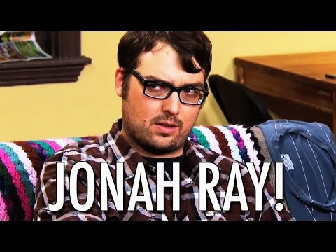 Jonah Ray Talks Punk Rock, Drinking Stories, And His Greatest Wishes (Interview)