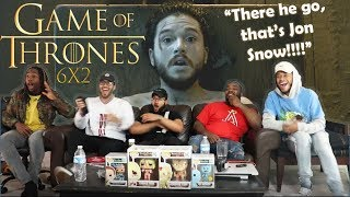 "HE'S BACK! Game of Thrones Season 6 Episode 2 ""Home"" REACTION!"