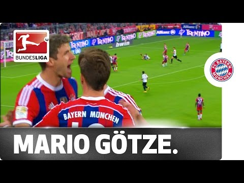 Bayern Back on Top Thanks to Two-Goal Götze