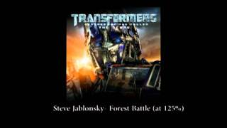 Steve Jablonsky- Forest Battle (Sped up 125%)