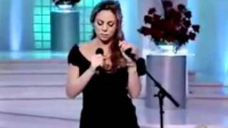 Mariah Carey My all (live)