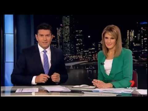 Seven News Queensland: Highlights (30/6/2015)