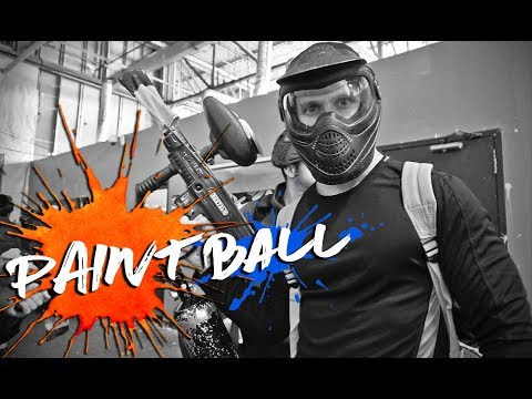INDOOR PAINTBALL COMPETITION @ CPX SPORTS