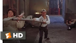 The Legend of Drunken Master (10/12) Movie CLIP - First Wave of Pawns (1994) HD