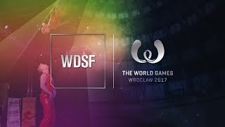 Interview Michelle Uhl & Tobias Bludau - World Games 2017