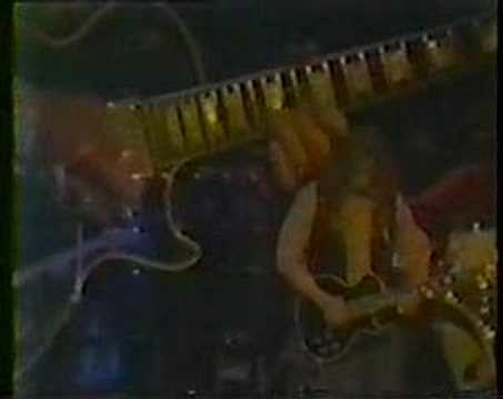 the Outlaws - Freeborn Man (1977) Video