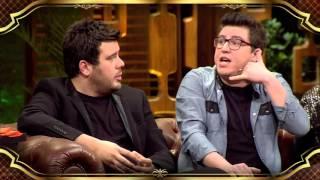 Beyaz Show - Beyaz Show Esprilerine Gülünmeyen İbrahim Büyükak 08.04.2016