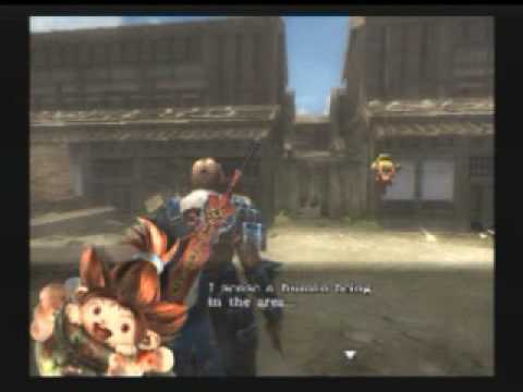 Onimusha Dawn of Dreams part 4