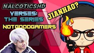 NotGoodGamers ( JianHao, DanialRon, Teenageguruz ) VS NalcoticsHD