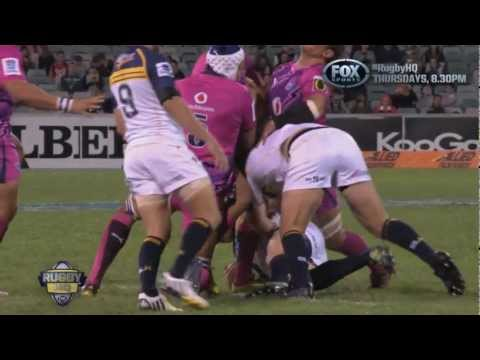 RUGBY HQ - TOP 5 'FRIENDLY-FIRE' MOMENTS OF ALL-TIME