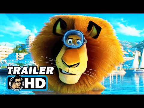 Madagascar 3 - Official Trailer (HD)