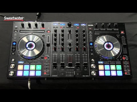 Pioneer DJ DDJ-SX2 Serato DJ Controller Overview - Sweetwater Sound