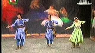 katthak tarana on jhaptal by mm kamruzzaman shatu ,adiba and jhon tony serkar