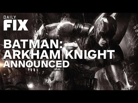 Next-Gen Batman Revealed & PS4 Hits 6M - IGN Daily Fix 03.04.14