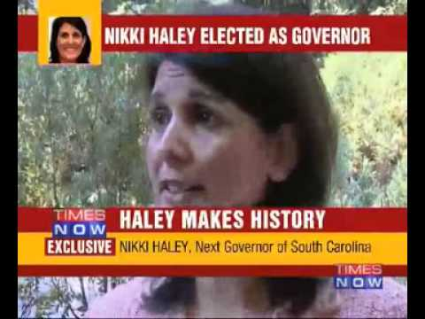 Proud to be an Indian: Nikki Haley
