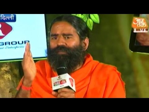 Agenda Aaj Tak: Baba Ramdev, Meenakshi Lekhi discuss politics, good governance