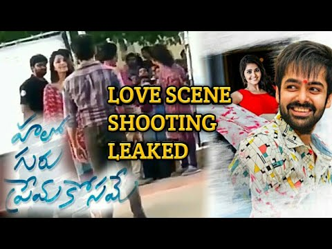 Hello guru prema kosame Movie love scene Leaked | Ram | Anupama Parameswaran | Tollywood filmnews