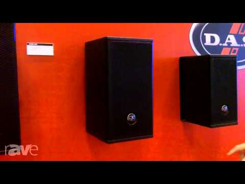 InfoComm 2013: DAS Highlights The artec500 Series