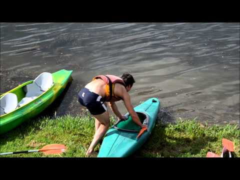 UNB Kayaking Temple sur Lot Movie