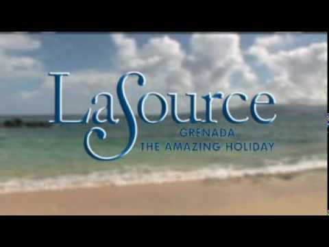 Grenada, the Amazing Holiday, courtesy of the La Source Resort and Spa.