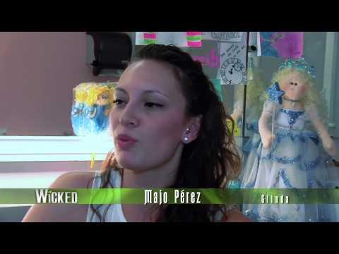 Wicked: entrevista con Majo Pérez