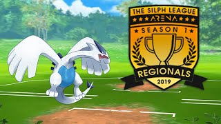Pokemon Go PvP: Silph Arena Regionals Season 1 Lugia (Dark Horse Pick)