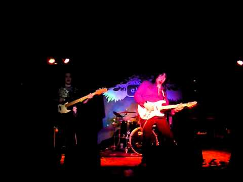 Joe Stump w/band covering Deep Purple
