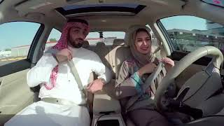 Nissan Saudi Arabia Surprises Saudi Women
