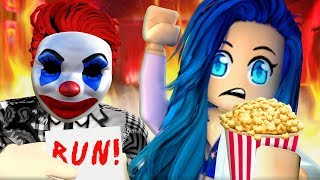 The scariest Roblox movie we ever watched...