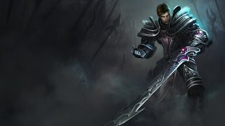 Dark Garen Crazy Dance I