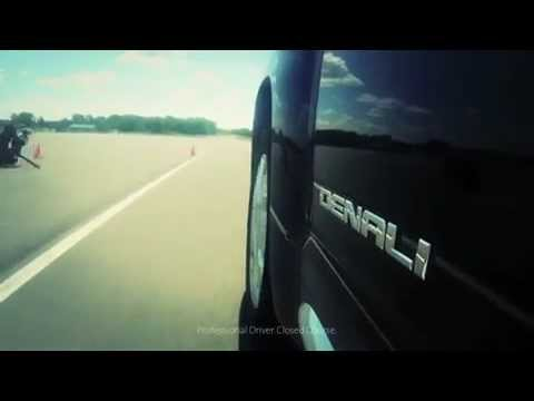 2013 GMC Terrain Acceleration Test