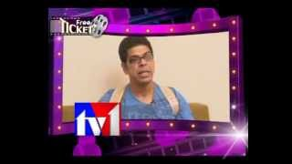 Adhinayakudu - TV1_Adhinayakudu Villain  Murali Sharma interview
