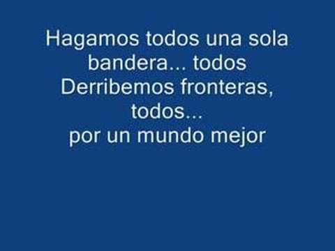 Juanes - Bandera De Manos