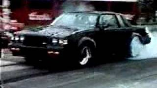 Stock 1987 GNX vs. Callaway Twin Turbo Corvette