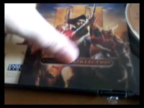 Age of Empires III (3) Complete Collection Unboxing