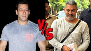 Salman Khan V/s Aamir Khan War Gets Nastier