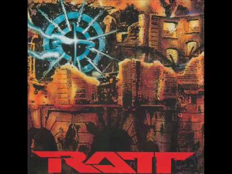 Ratt - Cant Wait On Love