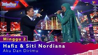 Hafiz Suip & Siti Nordiana - Aku Dan Dirimu | Minggu 2 | #Mentor7