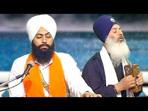 Gurbani Shabad Kirtan | Jin Jin Kini Mere Gur Ki Aasa | Bhai Manpreet Singh Ji Kanpuri Ludhiana Wale video
